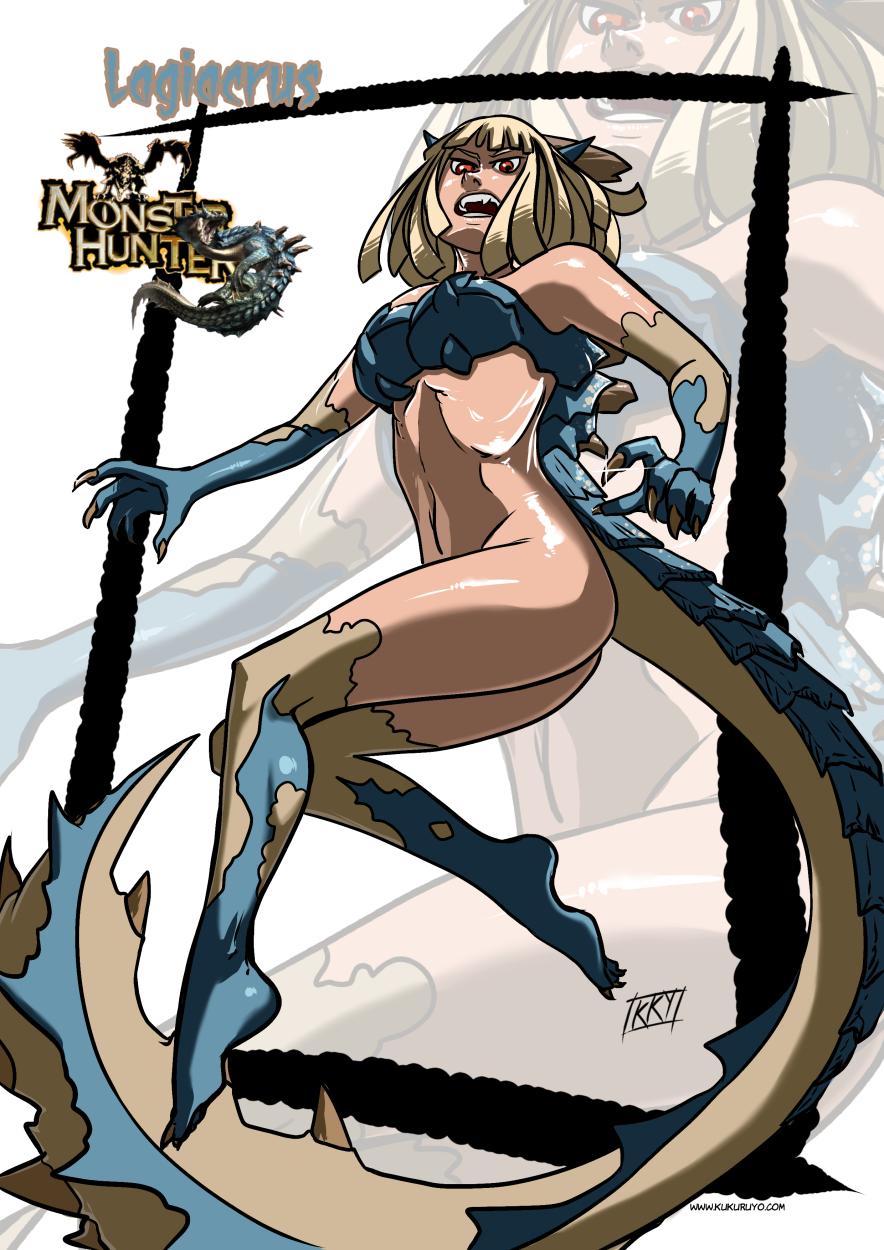 Versiones femeninas de Monstruos - Página 4 Lagiacrus-884x1250