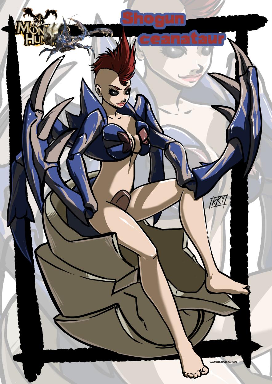 Versiones femeninas de Monstruos - Página 5 Shogun-cenataur-884x1250