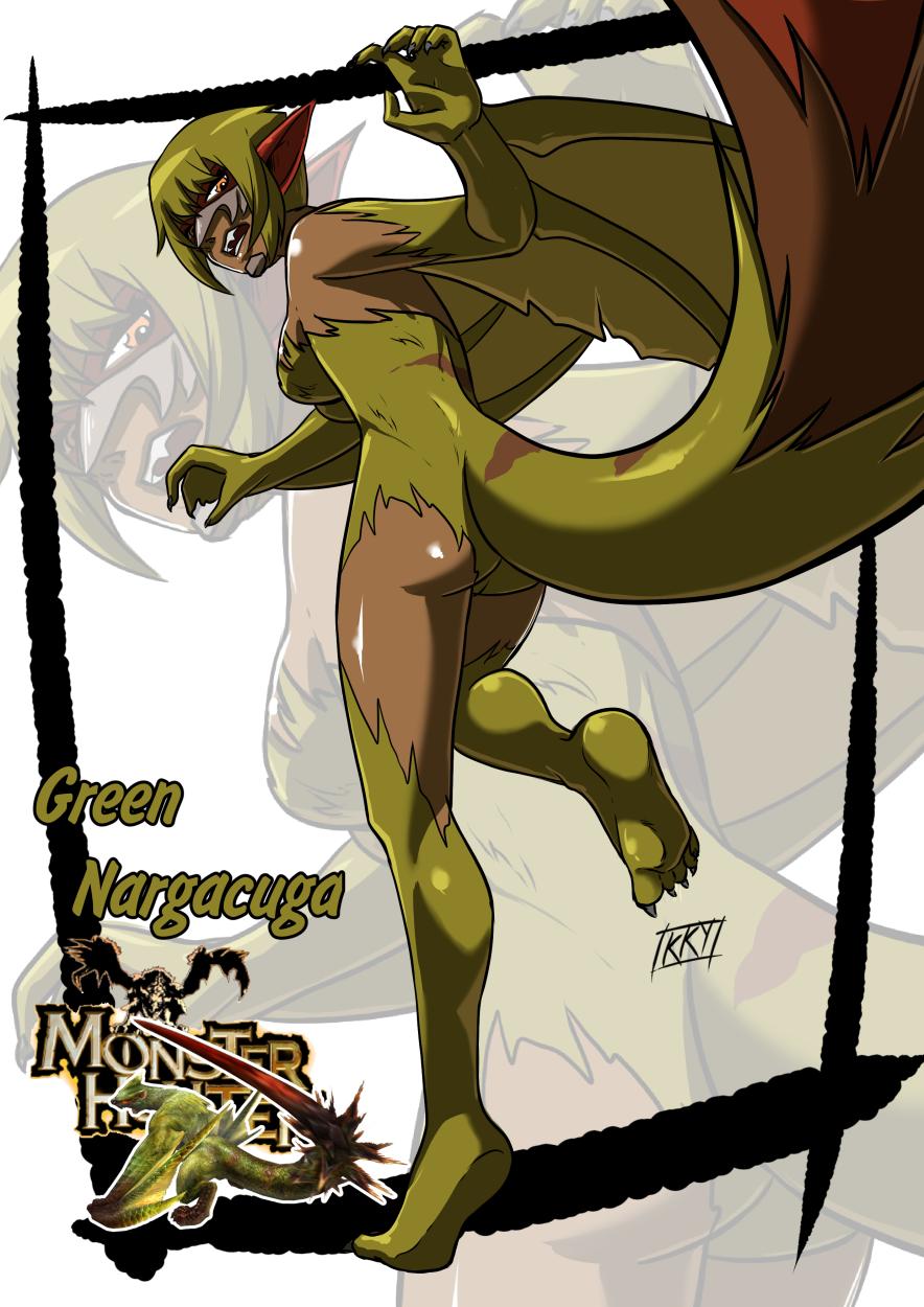 Versiones femeninas de Monstruos - Página 5 Green-narga-884x1250