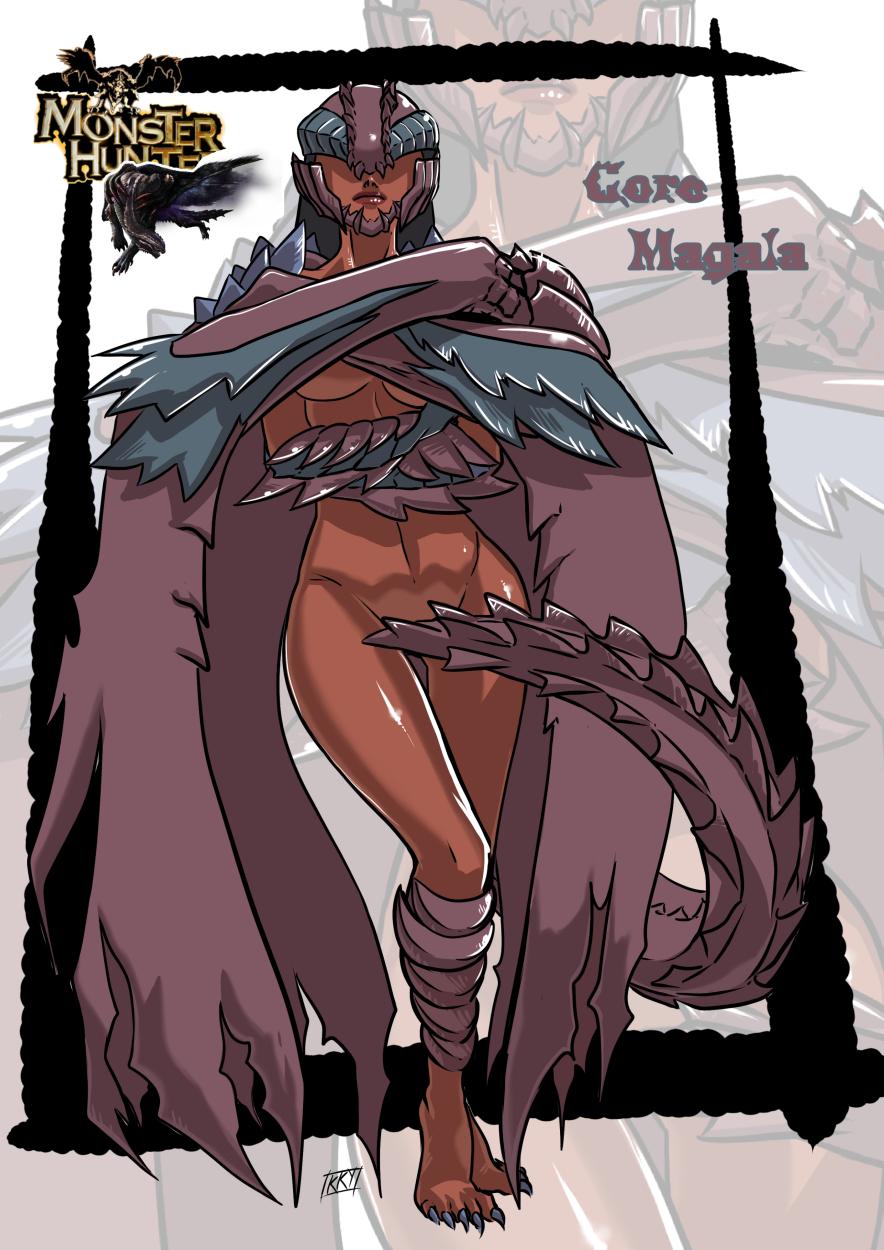 Versiones femeninas de Monstruos - Página 5 Gore-magala-884x1250
